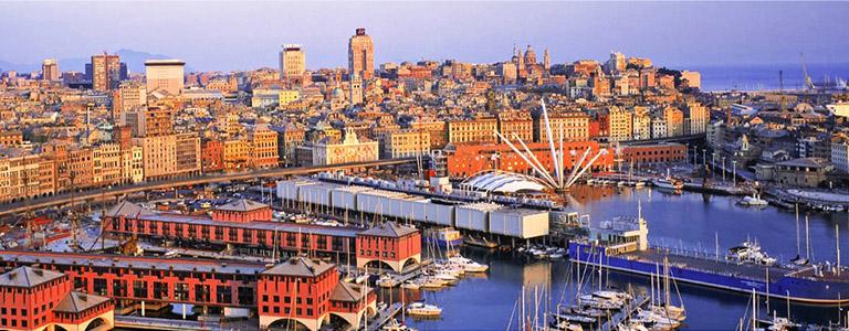 Genova tra storia, mare e … Acquario