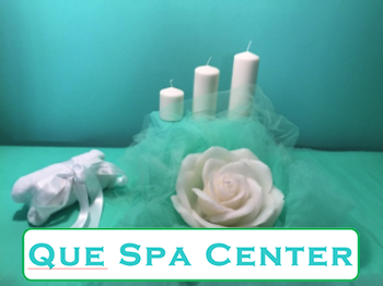 Logo Que Spa Center
